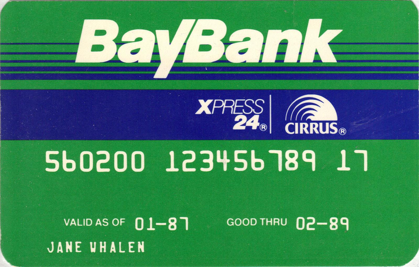 BayBank Card