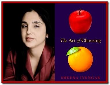 Iyengar the art of choosing