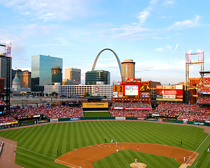 Busch Stadium (via Destination 360)