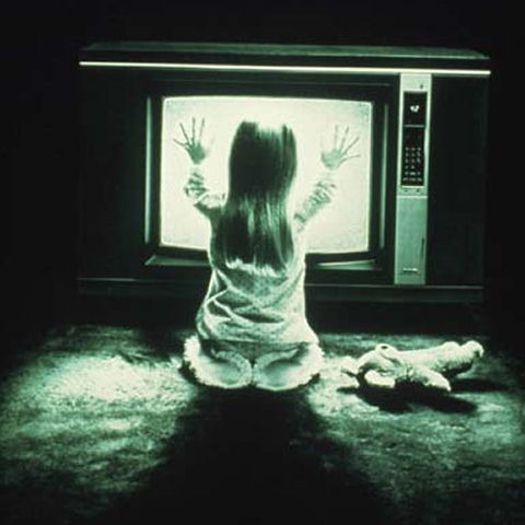 New Age of TV-poltergeist