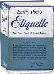 CMB Emily Post