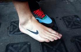 Nike Tattoo