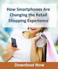 Smartphones in retail