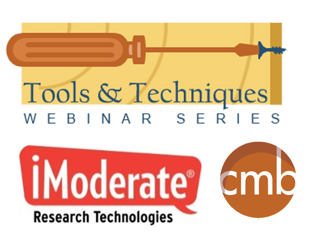 CMB and iModerate Webinar