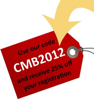 CMB at TMRE 2012