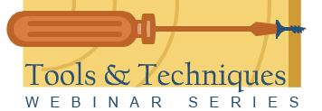 CMB Webinar tools and techniques