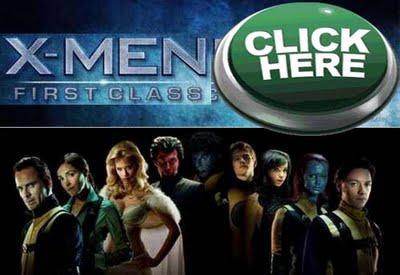 x-men first class poster