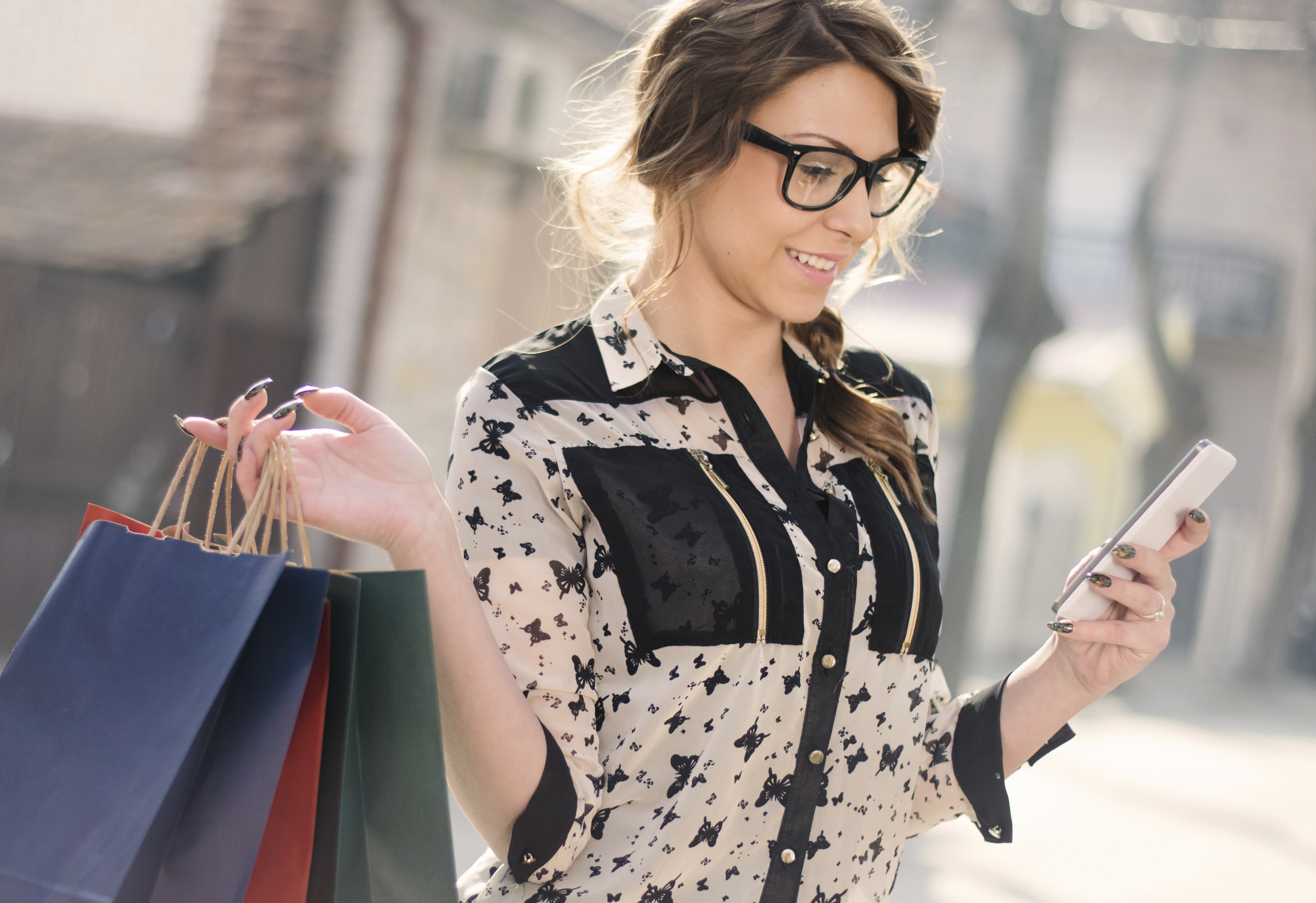 mobile, shopping, mobile wallet