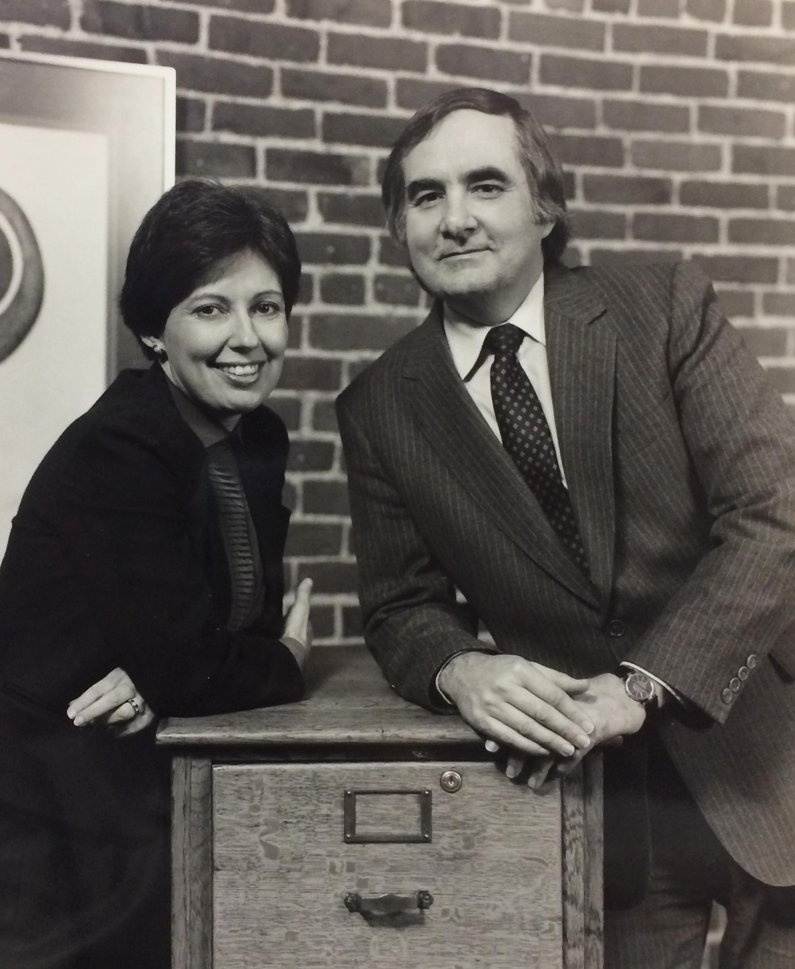 Anne Bailey Berman and John Martin CMB