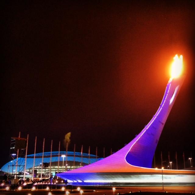 CMB Sochi Olympics 2014