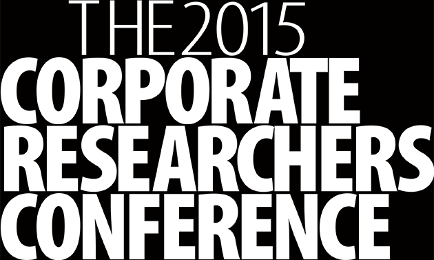 CMB conference recap, market research conferences, corporate researchers conference