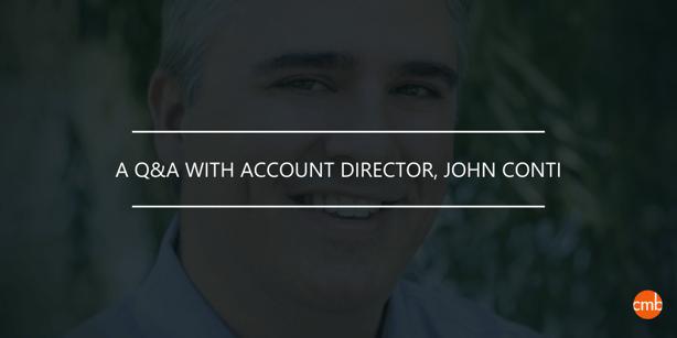 John Conti Spotlight Series Blog Opener (1)