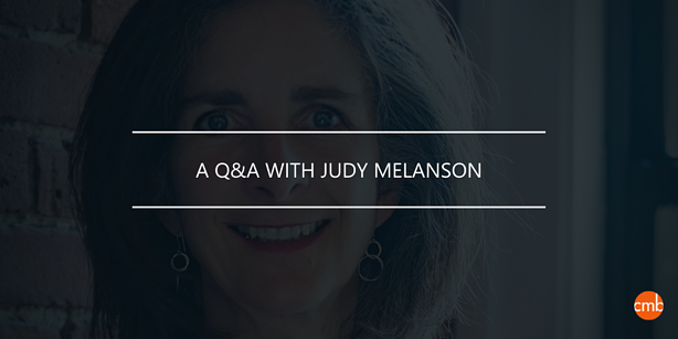 Judy Melanson Spotlight Series Blog Opener (1)