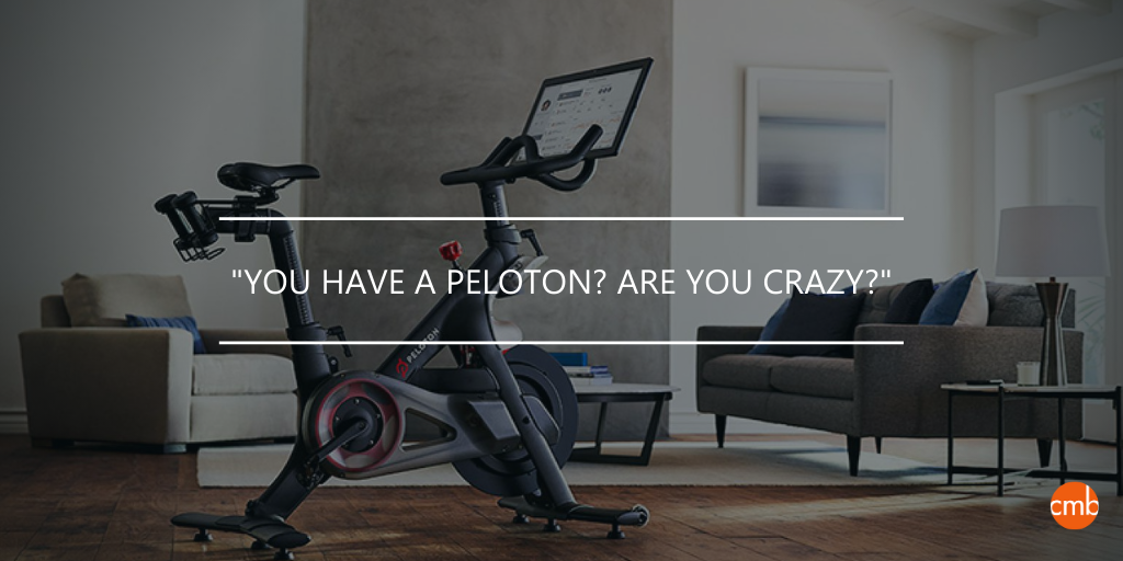 Pelaton Blog Opener