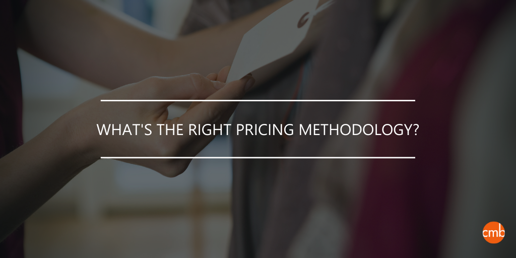 Pricing Method and Strategy Blog Opener Jan 2021