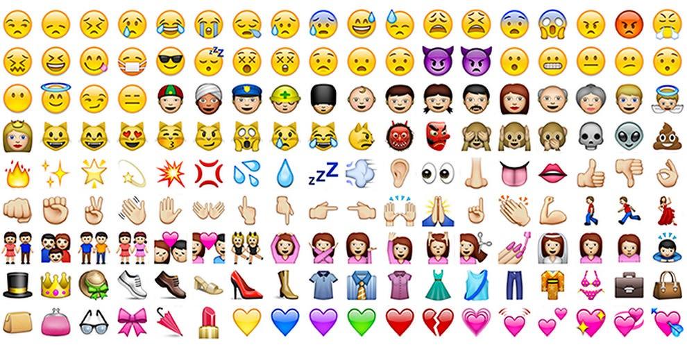 photograph regarding Printable Emojis identify Progressive Enigma: Decoding the Language of Emojis